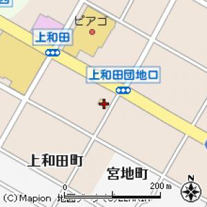 セブンイレブン岡崎上和田店