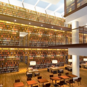 ツタヤ図書館