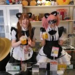 黒猫メイド魔法カフェ