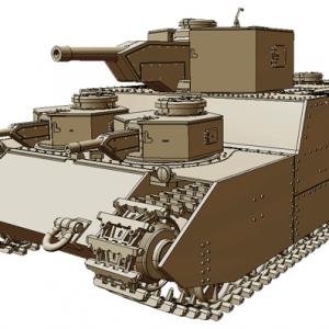 150トン戦車