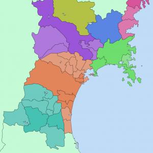 宮城県議選