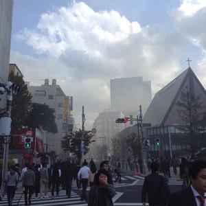飯田橋 火事