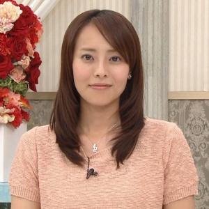 上田まりえアナウンサー