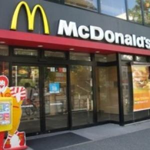 マクドナルド大量閉店