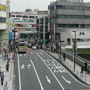県道大船停車場矢部線