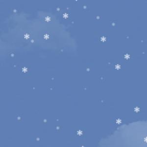 line雪