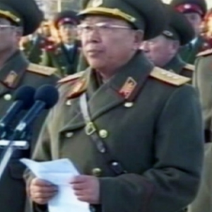 李永吉総参謀長