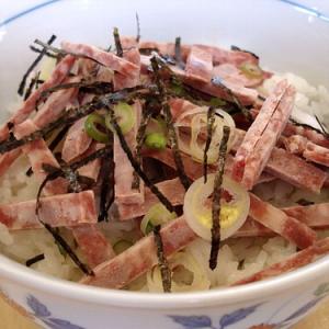 ビフトロ丼