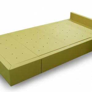 段ボールベッド