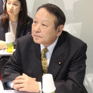 松本文明内閣府副大臣