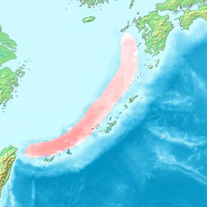 沖縄トラフ