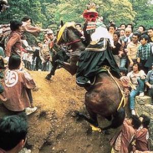 上げ馬神事