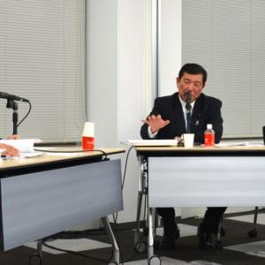 増田元総務大臣