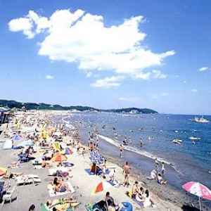 菖蒲田海水浴場