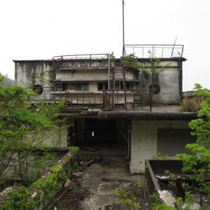 軍艦ホテル