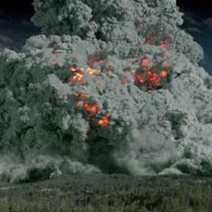 超巨大噴火
