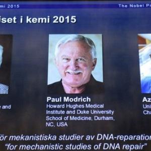 ノーベル化学賞