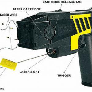 テーザー銃