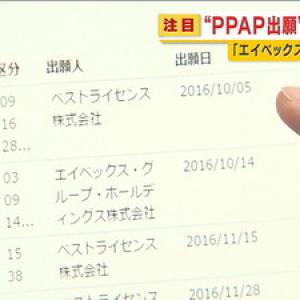 ppap商標出願