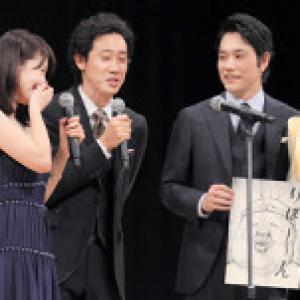 ブルーリボン賞 副賞