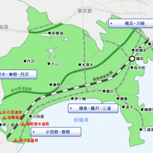 神奈川県♪