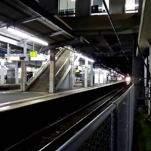 瀬田駅花火