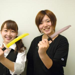 日本刀アイス