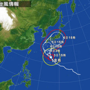秋台風の特徴