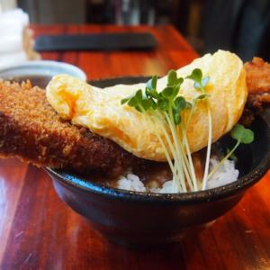 角煮カツ丼