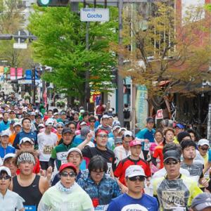 長野マラソン