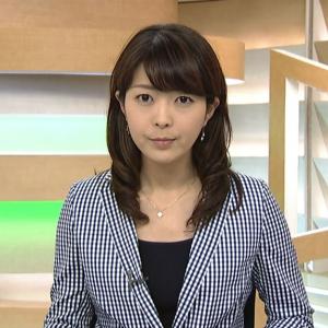 大成安代アナウンサー