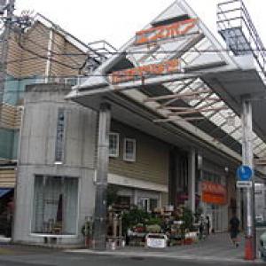 高柳商店街